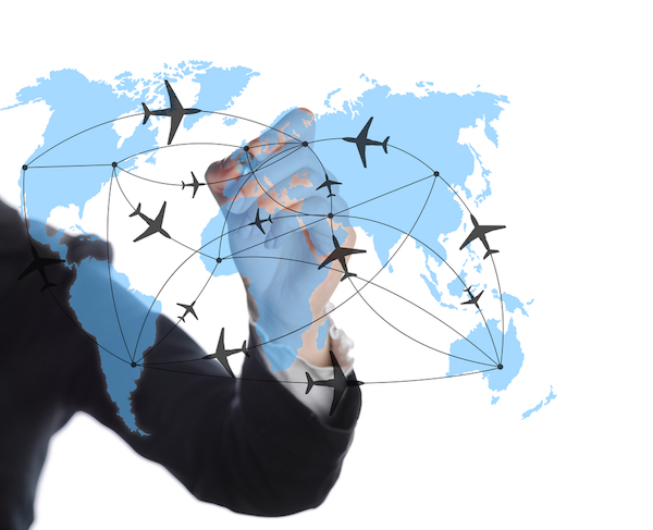 Gestión de viajes